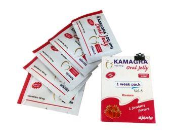 Kamagra gel za ženske - afrodizijak