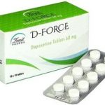 DAPOXETIN tablete